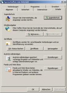 Internetoptionen-starten