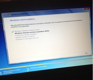 windows 7 asus x75 installieren