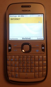 Nokia Asha 302 MAC Adresse Auslesen (3)