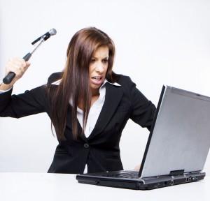 Probleme mit Computer