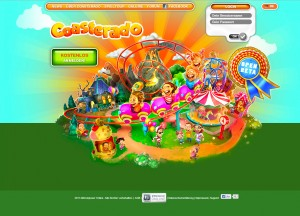 Coasterado - Online Browser Game