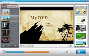 Download Wondershare DVD Creator