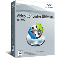 Download Wondershare Ultimate Video Converter for the mac (2)