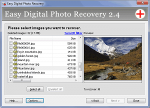 Download Easy Digital Photo Recovery (2)