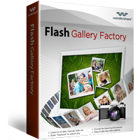 Download Wondershare Flash Gallery Factory