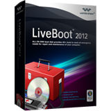 Download Wondershare LiveBoot 2012