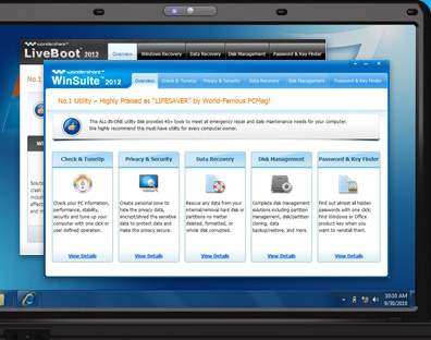 Download Wondershare PowerSuite Golden 2012 for Windows