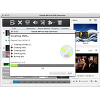Download Xilisoft MP4 to DVD Converter for Mac (1)