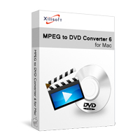 Download Xilisoft MPEG to DVD Converter for Mac (1)