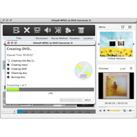 Download Xilisoft MPEG to DVD Converter for Mac (2)
