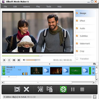 Download Xilisoft Movie Maker 6 (2)