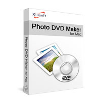 Download Xilisoft Photo DVD Maker for Mac (2)