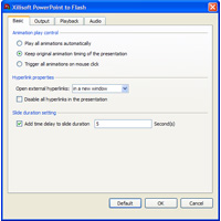Download Xilisoft PowerPoint to Flash (1)