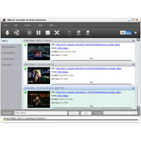 Download Xilisoft YouTube to iPad Converter  (1)