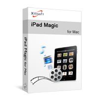 Download Xilisoft iPad Magic for Mac (1)