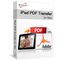 Download Xilisoft iPad PDF Transfer for Mac