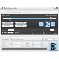 Download Xilisoft iPhone Ringtone Maker (1)