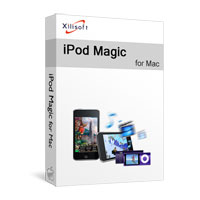 Download Xilisoft iPod Magic for Mac (1)