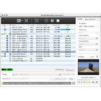 Download Xilisoft iPod Video Converter 6 for Mac (1)