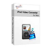 Download Xilisoft iPod Video Converter 6 for Mac (2)