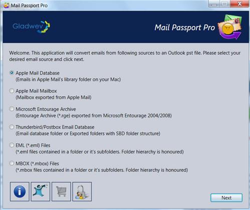 Mail Pass Pro