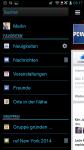 App tipp Facebook Dark Holo