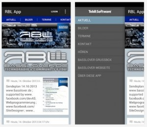 Basslover Radio App