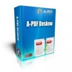 Download A-PDF Deskew