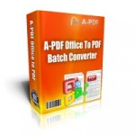 Download A-PDF Office to PDF