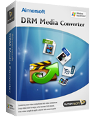 Download Aimersoft DRM Media Converter for Windows