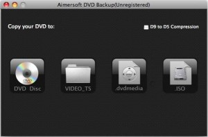 Download Aimersoft DVD Backup for Mac  (1)
