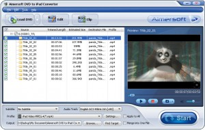 Download Aimersoft DVD to iPad Converter (1)