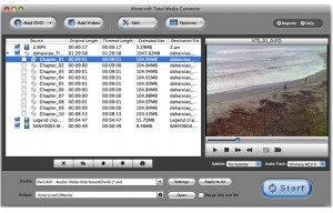Download Aimersoft Total Media Converter for Mac (1)