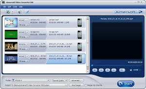 Download Aimersoft Video Converter Std