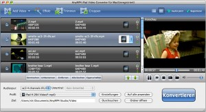 Download AnyMP4 iPad Video Converter for Mac