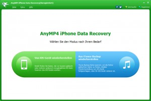 Download AnyMP4 iPhone Data Recovery