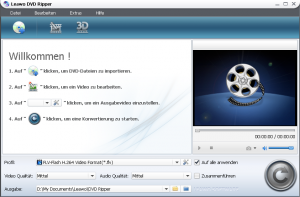 Download Leawo DVD Ripper