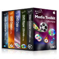 Download Xilisoft Media Toolkit Ultimate for Mac  (2)