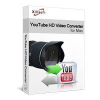 Download Xilisoft YouTube HD Video Converter for Mac (1)