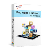Download Xilisoft iPad Apps Transfer  (2)