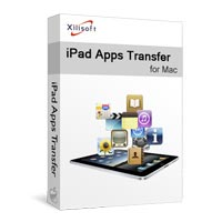 Download Xilisoft iPad Apps Transfer for Mac (1)