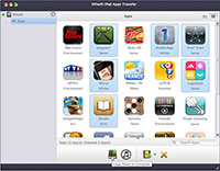 Download Xilisoft iPad Apps Transfer for Mac (2)