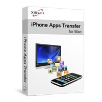 Download Xilisoft iPhone Apps Transfer for Mac (1)