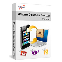 Download Xilisoft iPhone Contacts Backup for Mac (2)