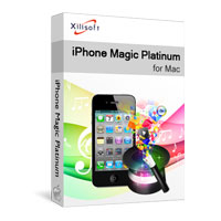 Download Xilisoft iPhone Magic Platinum for Mac (2)