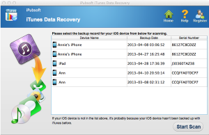 Download iPubsoft iTunes Data Recovery for Mac (1)