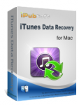 Download iPubsoft iTunes Data Recovery for Mac (2)