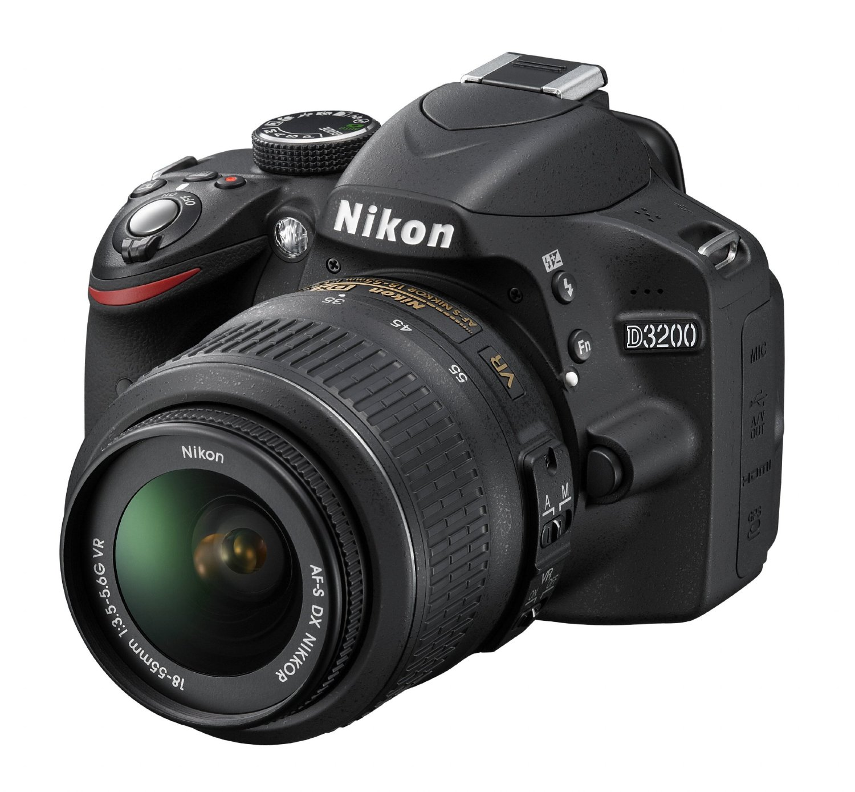 Nikon slr kamera