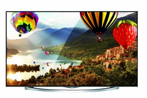 hisense LTDN 3D LED Backlight Fernseher Ultra HD