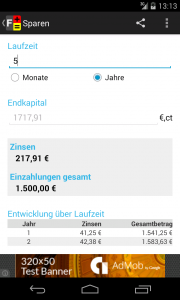 Sparen_Smartphone